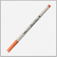 Bút lông đầu cọ viết calligraphy Artline Supreme Brush EPFS-F - Màu cam đậm (Dark Orange)