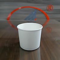 Tô giấy 20oz trắng (600ml) 1PE (Lốc 50 cái)