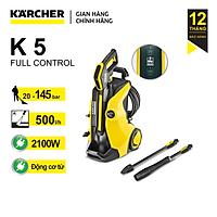 Máy phun rửa áp lực cao Karcher K 5 Full Control