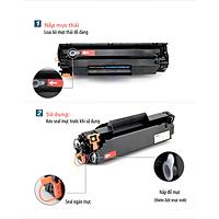 Hộp mực máy in Canon LBP 6230DN, 6230DW, 6200D, MF4410 có lỗ nạp mực