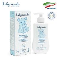 Sữa tắm giữ ẩm chiết xuất hoa sen Babycoccole 250ml 0M+