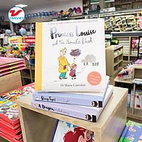 A Story To Help Children - Princess Louise and the Nameless Dread - Công Chúa Louise Và Nỗi Sợ Không Tên