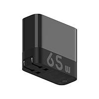Củ Sạc Nhanh 65W Xiaomi ZMI HA835 - Hàng Nhập Khẩu