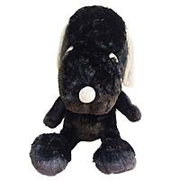 Gấu bông Snoopy ngồi 40cm màu full - chính hãng