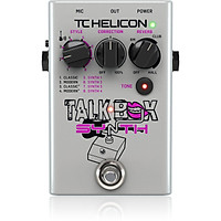 TC-Helicon Talkbox Synth for Guitar Talkbox Effects and Vocal Tone Polishing-Hàng Chính Hãng