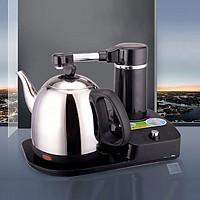 Ấm đun nước và tự động bơm nước pha trà tại bàn