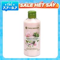 Sữa Tắm Yves Rocher Magnolia White Tea Relaxing Bath & Shower Gel 400ml
