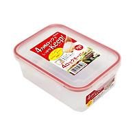 Bộ 3 hộp bảo quản thực phẩm tươi trong tủ lạnh tiện lợi - Hàng nội địa Nhật