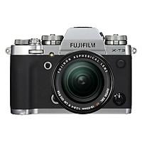 Máy Ảnh Fujifilm X-T3 Mirrorless Kèm Kit 18-55mm (Silver) - Hàng Chính Hãng