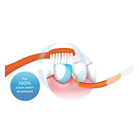 Bàn chải kẽ răng edelwhite size SSS - Bộ 6 chiếc dòng cao cấp