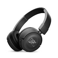 JBL T450BT Wireless Bluetooth Headphones On-Ear Headset with Mic Noise Canceling Call & Music Controls