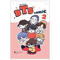 BTS Comic 2 - Tặng Kèm Postcard + Sticker + Bookmark Thành Viên Ngẫu Nhiên Trong BTS