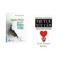 Combo 2 cuốn sách: Hạnh Phúc Đến Từ Sự Biến Mất + Trí tuệ xúc cảm
