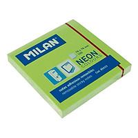 Bộ 2 Milan Giấy Note Xanh Lá 76X76Mm. 100 Tờ 85433