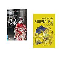 Combo 2 cuốn sách: Bốn Mùa Trên Xứ Phù Tang + Chuyện Tôi