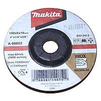 Bộ 5 đá mài 100mmx6x16mm Makita D-80852