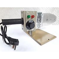 Máy hàn nhiệt PPR Ghi trắng, đầu hàn 20 đến 63mm