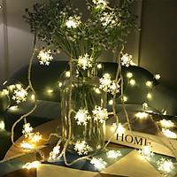 Đèn Trang Trí Hoa Tuyết Snow Flower+ tặng kèm 01 sổ tay
