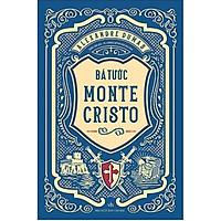 Sách Văn Học Hay: Bá Tước Monte Cristo / Tác Phẩm Kinh Điển (Tặng Kèm Bookmark Hapyy Life)