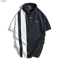Áo Polo nam cổ bẻ phối SIPA vải cá sấu Cotton xuất xịn,chuẩn form, sang trọng - thanh lịch - POLOMAN