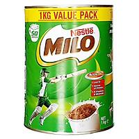 Sữa bột Milo Úc hộp 1kg