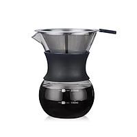 Bình lọc cà phê dung tích 200ml/400ml tiện dụng