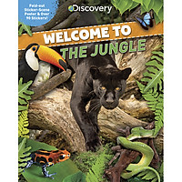 Sách: Discovery Welcome to the Jungle