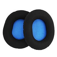 2x Replacement Ear Pads Ear Cushions For Sennheiser HD8 HD 8 DJ HD6 MIX HD 6 Gaming Game Headphones Headset