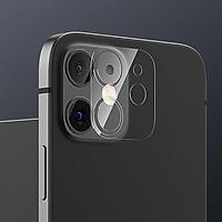 Miếng dán kính cường lực Leeu Design cho Camera iPhone 12 Mini / 12 / 12 Pro / 12 Pro Max - Hàng Chính Hãng