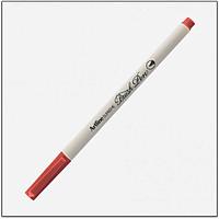 Bút lông đầu cọ viết calligraphy Artline Supreme Brush EPFS-F - Màu đỏ đậm (Dark Red)