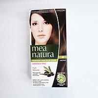 Màu nhuộm organic Farcom Mea Natura 4.0 Chestnut (150ml) - Màu phủ bạc đen nâu 4.0