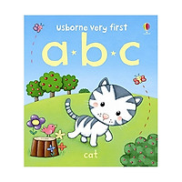 Very First Words: a b c