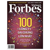Forbes Việt Nam số 80 - 100 công ty đại chúng lớn nhất