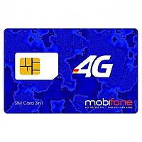 Sim 4G Mobifone Tặng 4GB/Ngày Gọi Nội Mạng 1000 Phút Đầu Số 09 - Tặng Tháng Đầu - Hàng Chính Hãng - Màu ngẫu nhiên
