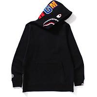 ( Best seller) Áo hoodie unisex nam nữ bape gm có bigsize vải nie bông dày đẹp