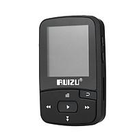 Máy nghe nhạc MP3 MP4 HiFi Chất lượng âm thanh không bị suy hao BT Thẻ TF Radio FM Ghi âm Thời gian Sách điện tử RUIZU X50 8GB 1.5 inch