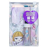 Son bóng kèm gương Cathy Doll Hi Gloss Mirror Lip