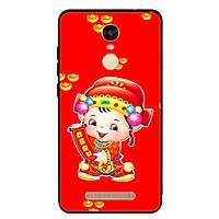 Ốp Lưng Viền TPU cho điện thoại Xiaomi Redmi Note 3 - Thần Tài 05