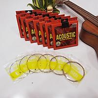 Bộ dây guitar acoustic Alice A208SL - Bộ 6 dây