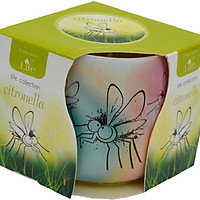 Ly nến thơm Admit ADM3144 Citronella 100g (Hương sả chanh)
