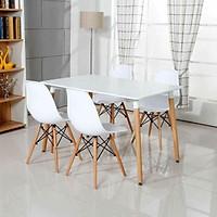 Bộ bàn ghế ăn cao cấp BA05