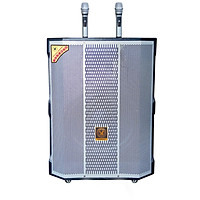 LOA KÉO BÌNH CAO CẤP THƯƠNG HIỆU BOBOS Model: FX-II (Loa Bass 4.0 tấc đơn + Treble 250) - Hàng chính hãng