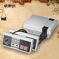 TV Video Game Console For NES Classic 8 Bit Game Player Built-In 620 Games + Dual Controllers