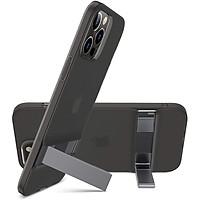 Ốp Lưng cho iPhone 12 / 12 Pro / 12 Pro Max ESR Metal Kickstand Phone Case - Hàng Nhập Khẩu
