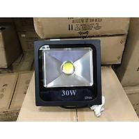 Đèn pha led mắt cầu công suất 30w