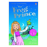 Ussborne Young Reading: The Frog Prince With CD