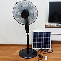 Quạt Năng Lượng Mặt Trời JD-S88 - Quạt Tích Điện Năng Lượng Mặt Trời - Hàng chính hãng
