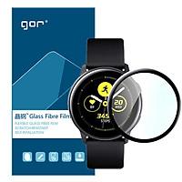 Miếng Dán Dẻo GOR cho Galaxy Watch Active 1, Galaxy Watch Active 2 40mm / 44mm (Bộ 2 Miếng) _ Hàng nhập khẩu