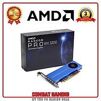 Card Màn Hình AMD RADEON PRO WX 3200 4GB GDDR5 - HÀNG CHÍNH HÃNG