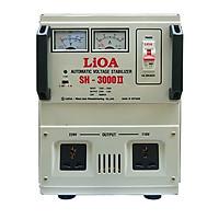 Ổn áp 1 pha LiOA SH-3000 II